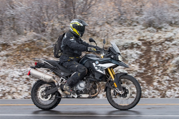 Late, but worth the wait: The BMW F 850 GS finally arrives - BMW