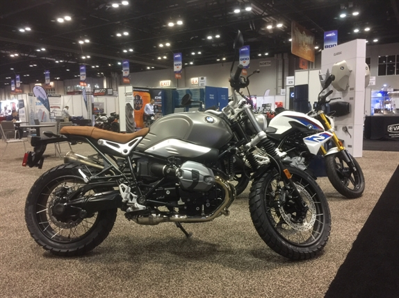 aimexpo 2016: day 1 - bmw motorcycle owners of america