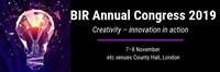 BIR Annual Congress 2019