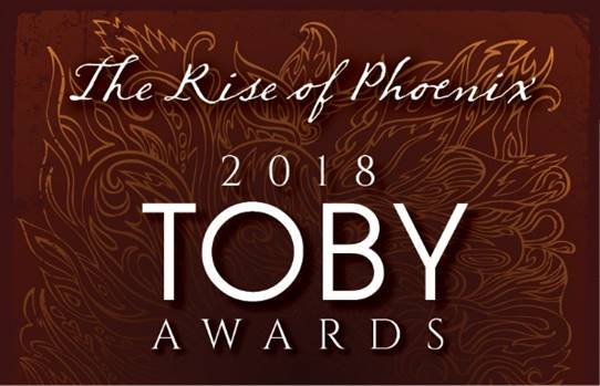2018 TOBY Awards @ Hyatt Regency Downtown Phoenix | Phoenix | Arizona | United States