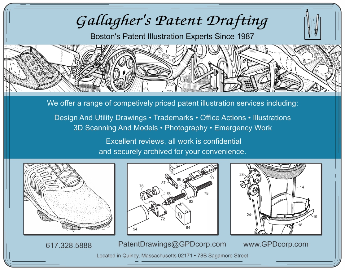 Gallagher's Patent Drafting