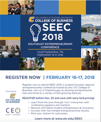 Southeast Entrepreneurship Conference