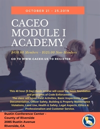 CACEO M1 Academy - Riverside, CA