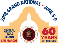 2018 CLC Grand National - Central TX