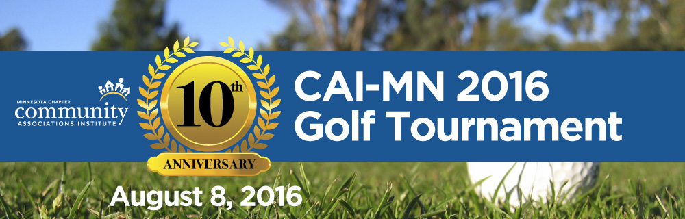 CAI-MN Golf Tournament