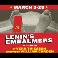 Lenin's Embalmers -  a play by Vern Thiessen