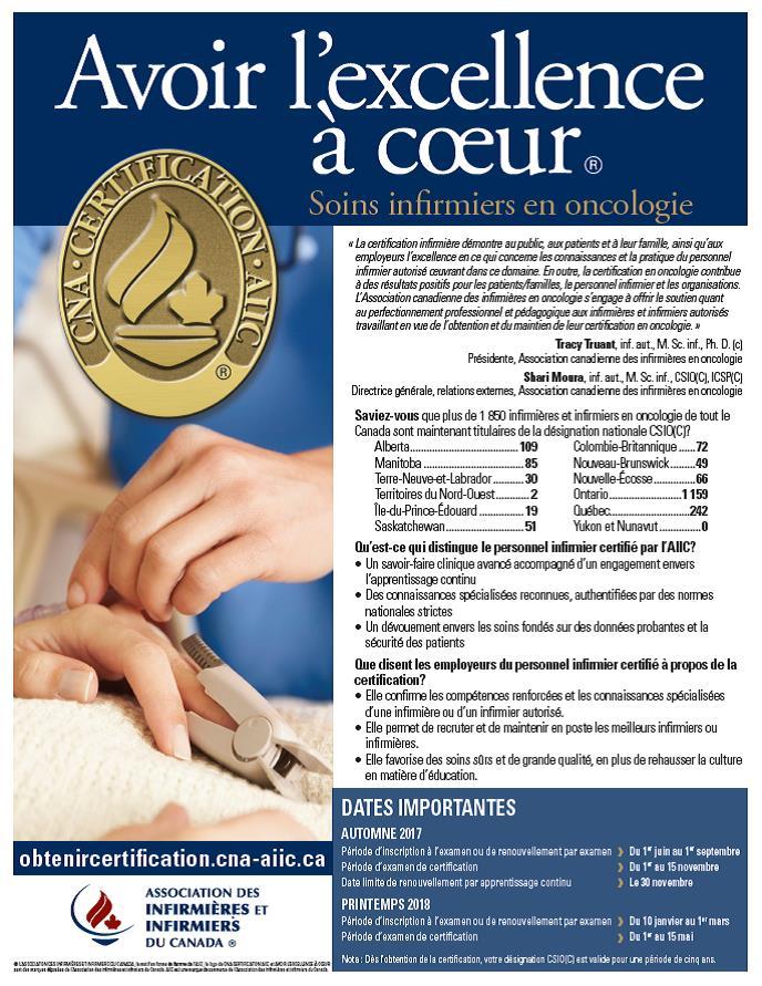 certification information - cano/acio, Human Body