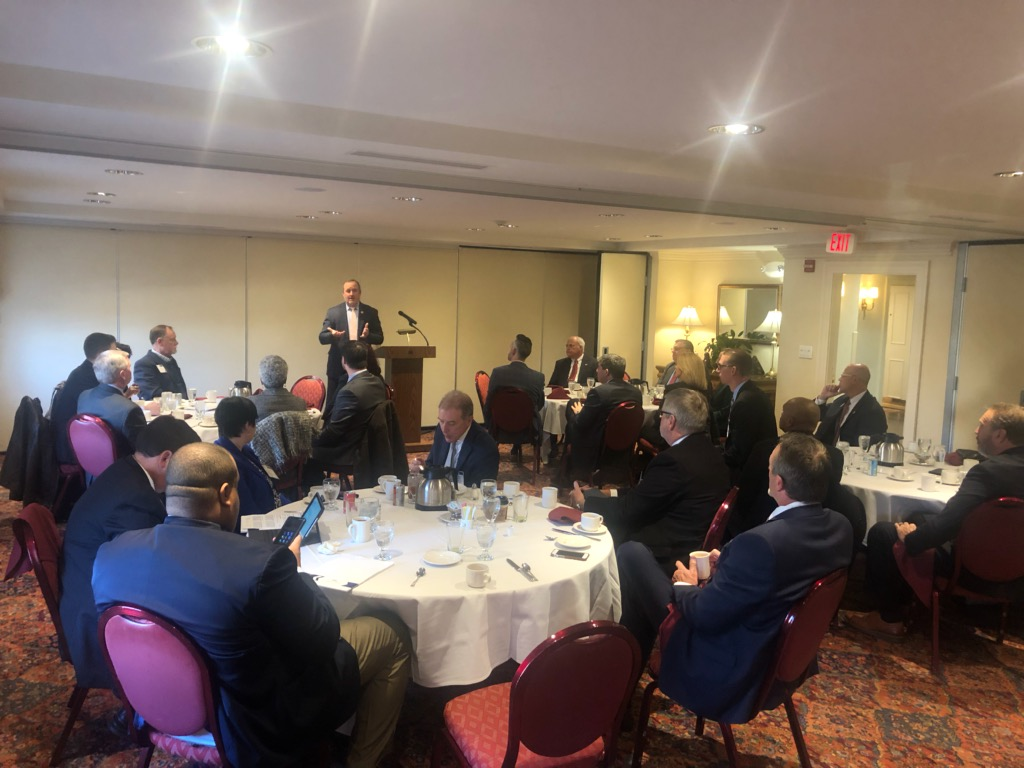 Credit unions hear from Rep. Duncan