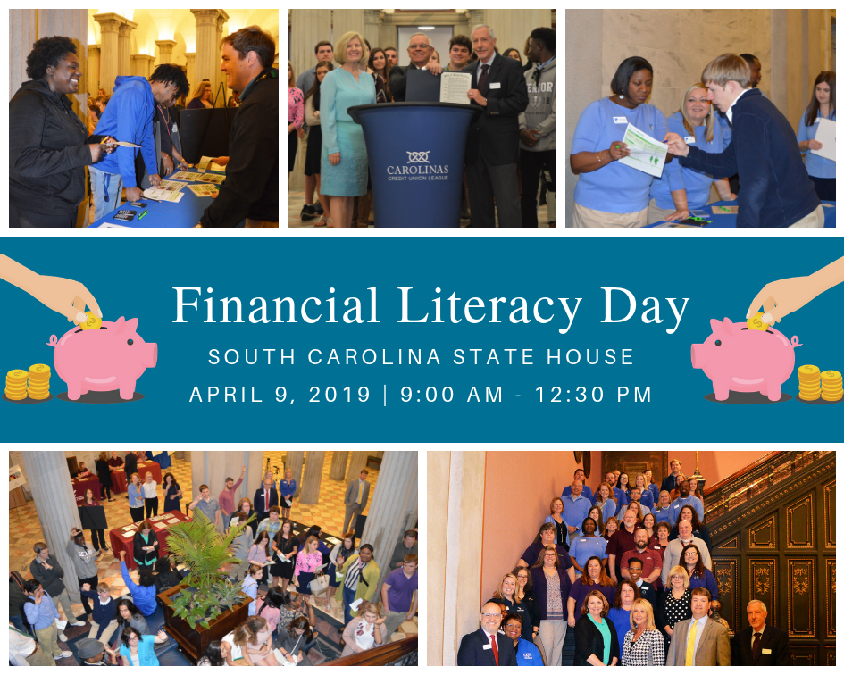 Financial Literacy Day SC collage img
