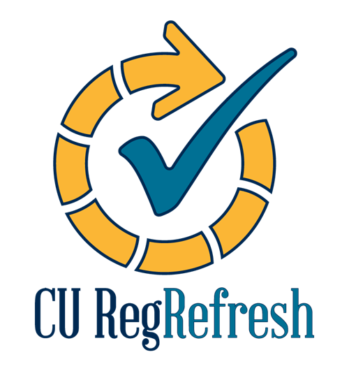 CU RegRefresh Logo