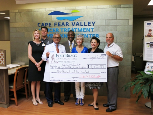 Fort Bragg Fcu Golf Tournament Raises 17 500 For Charity