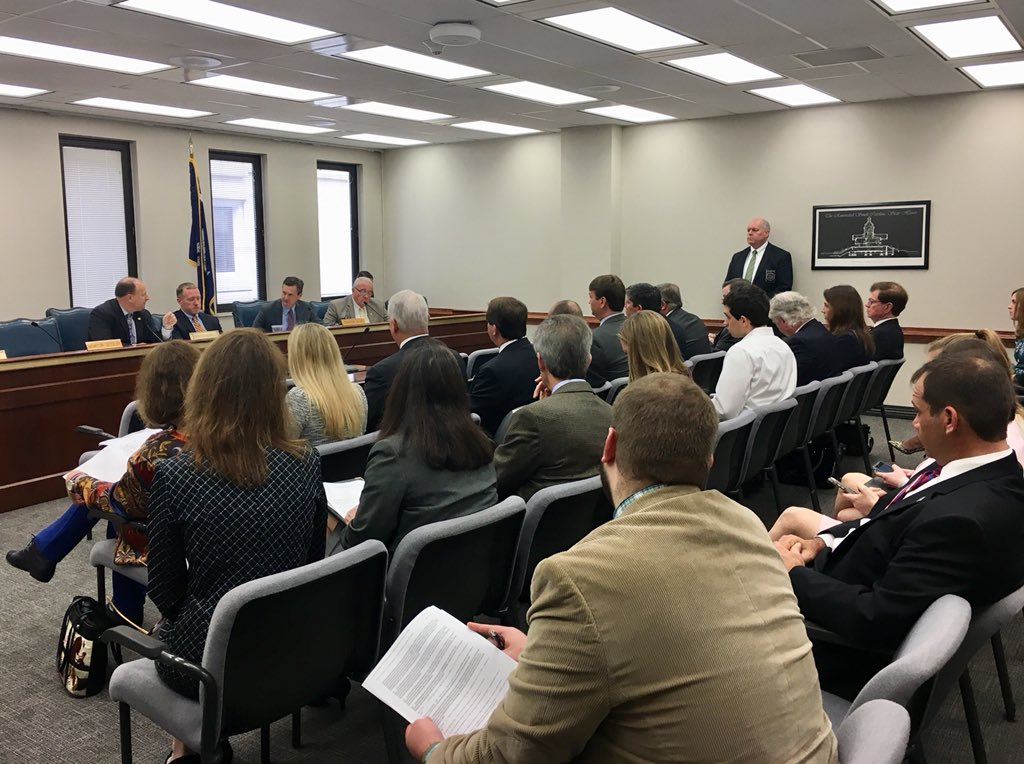 022118 SBI Subcommittee Hearing for S337
