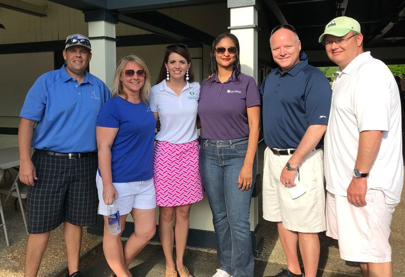 Piedmont CU Chapter May 2018 Charity Golf Tournament