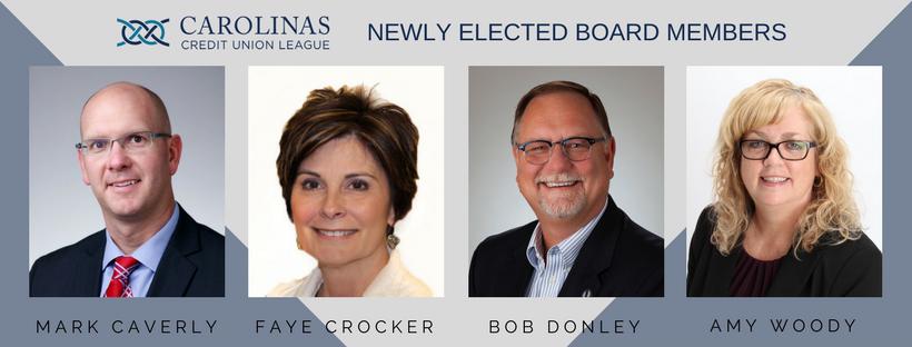 CCUL New Board Members 2018-2021