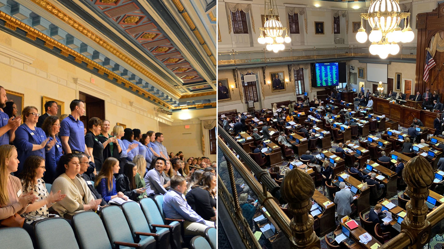 SC House recognizes credit unions for their dedication to teaching financial literacy
