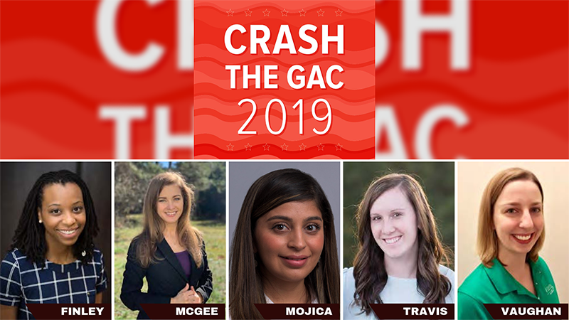 2019 GAC Crashers from NC/SC