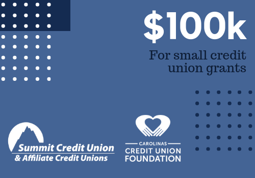 small cu grant announcement