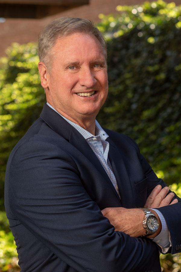 Steve Harkins, SC Telco CEO