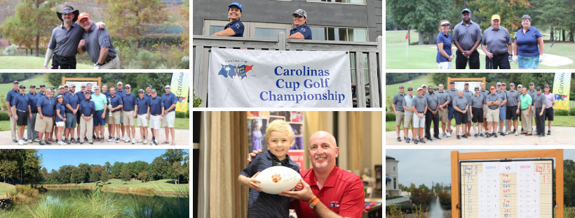 collage of photos from 2019 Carolinas Cup