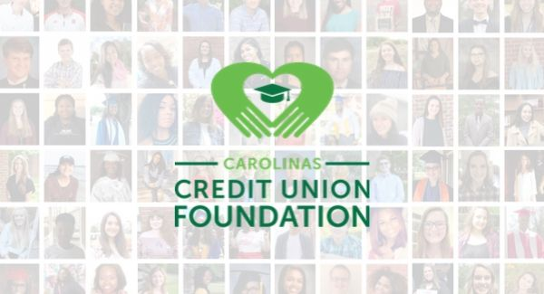 carolinas foundation scholarship recipients collage
