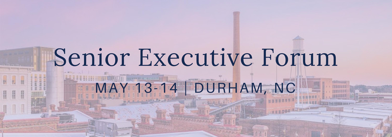 Senior Executive Forum 2019 - Carolinas Credit Union League
