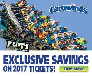 CCUL offers discount tickets to Carowinds, Six Flags Over Georgia