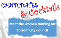 Candidates and Cocktails- Folsom