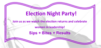 2018 Election Party | Bites + Sips + Results