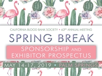 CBBS Annual Meeting 2019 - EXHIBIT and SPONSOR OPPORTUNITIES