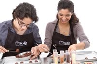 Chocolate-Tasting and Truffle-Making at Voila Chocolat with Founder Peter Moustakerski (CBS '04)