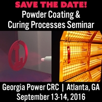 Powder Coating & Curing Processes Seminar
