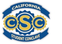 Student Conclave Display Table Registration