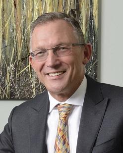 Tedd Man, 2019 CCLA President