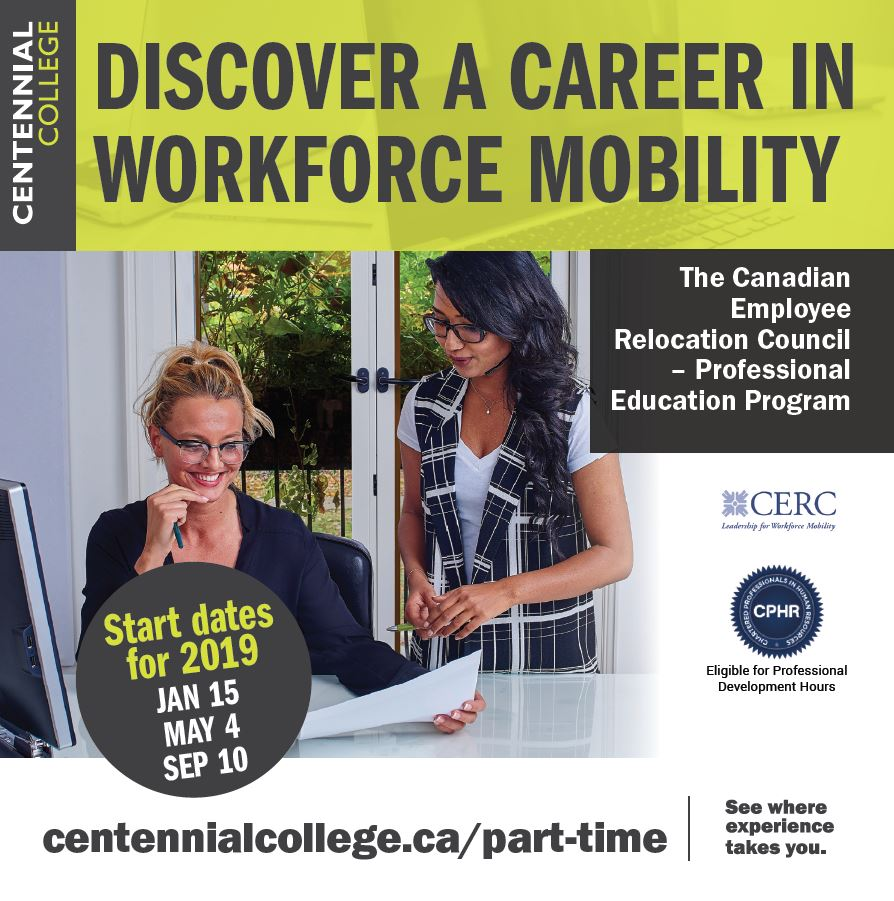 Canadian Employee Relocation Council (CERC)