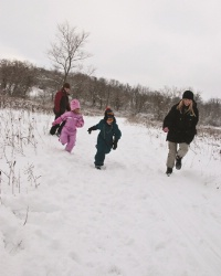 Winter Explorations