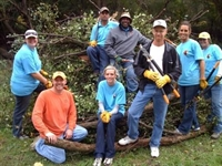 Volunteer Workdays in the Forest Preserves of Cook County