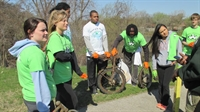 Earth Day Celebration and Preserves Clean Up