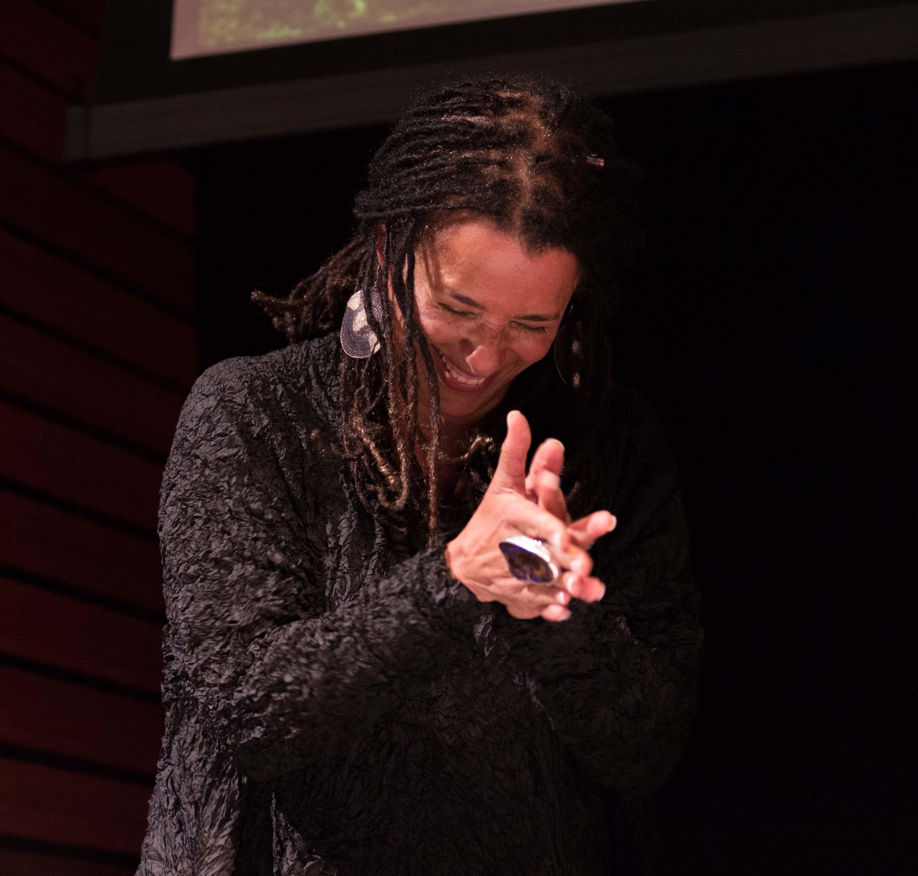 Dr. Carolyn Finney speaker at Chicago Wilderness Conference April 2020