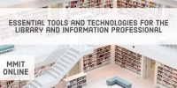 Tools and Technology for Librarians: A webinar