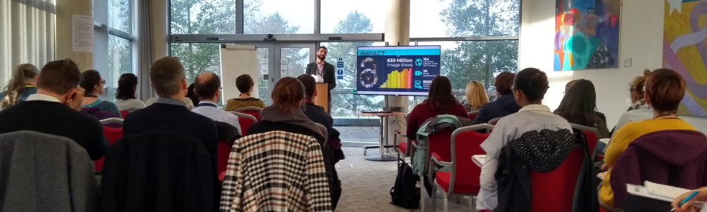 Jason Evans, CILIP Cymru Wales AGM & Open Day, Aberystwyth University, November 2019