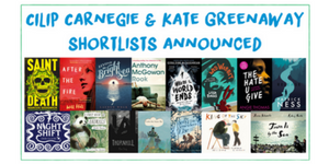 CILIP Carnegie Kate Greenaway shortlist