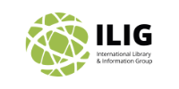 CILIP International Library and Information Group logo
