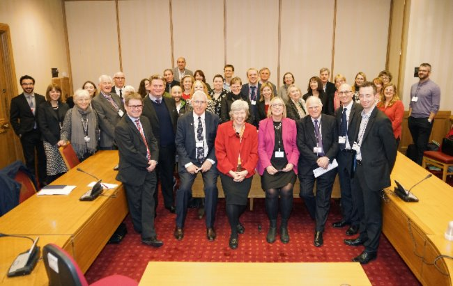 APPG hosted Creating the Library of the Future roundtable