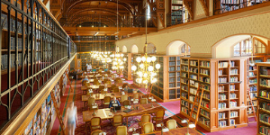 Hungarian Parliamentary Library