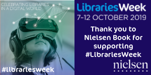 Nielsen Book sponsors Libraries Week