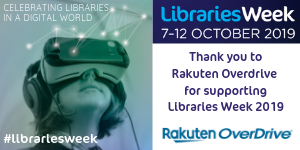 Rakuten Overdrive sponsors Libraries Week