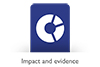 impact and evidence logo