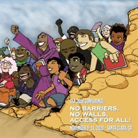 2018 CLA Conference: No Barriers, No Walls, Access for All