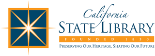 Image California State Library Logo