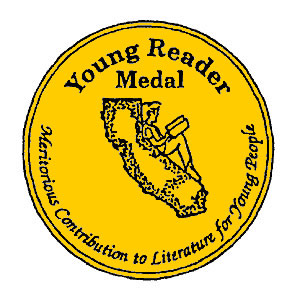The California Young Reader Medal logo